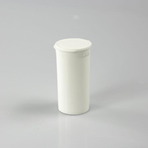 13 dram container