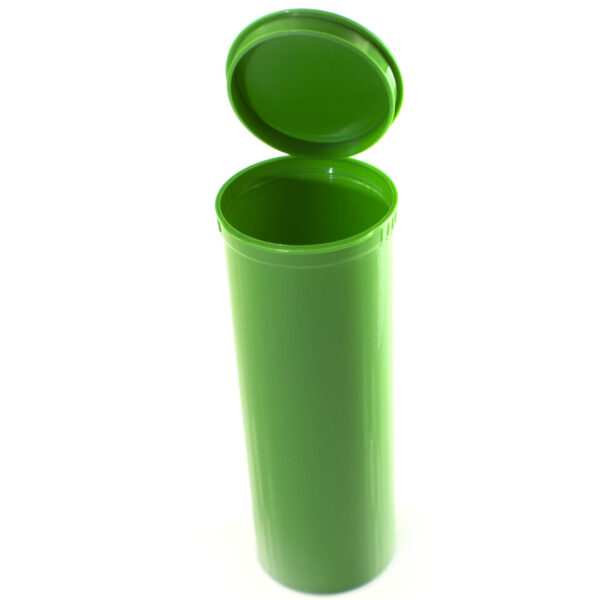 green 60 dram pop top