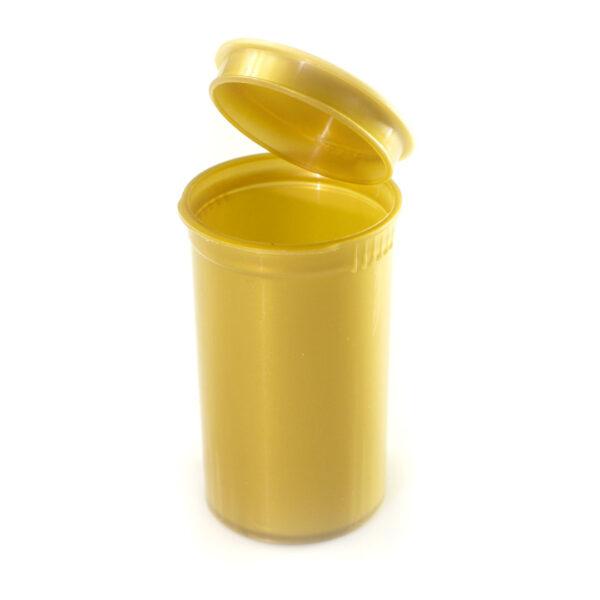gold 19 dram pop top