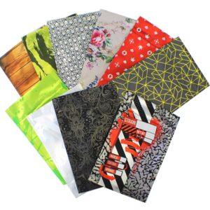 Designer Mylar Bags - Ounce Size